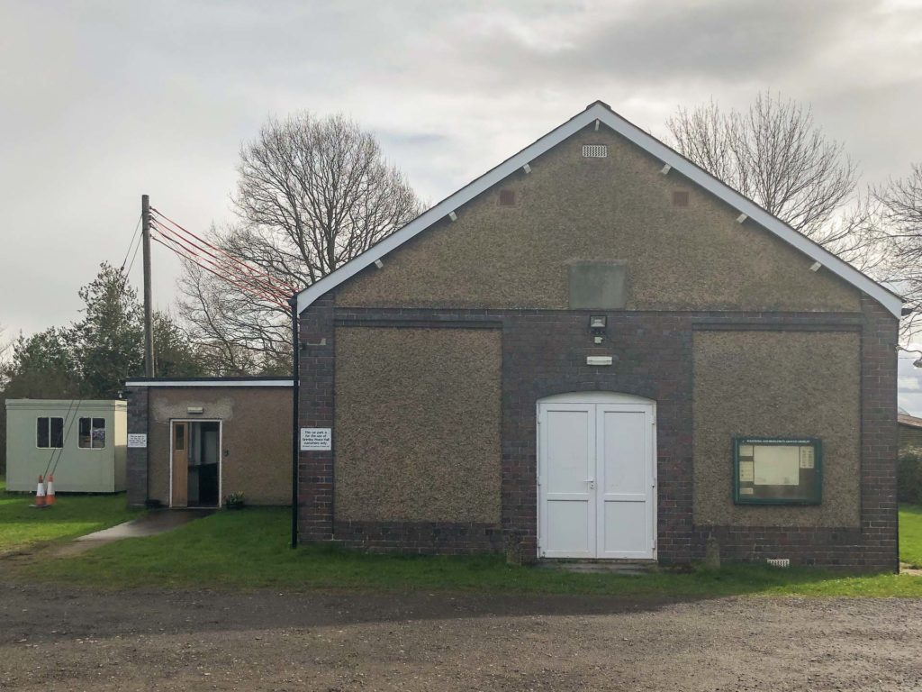 Grimley & Sinton Village Hall Front