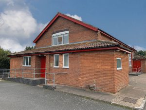 Hallow Village Hall 1