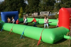 Human Table Football 1 1 1