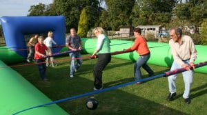 Human Table Football 1 1
