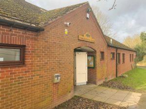 Mappleborough Green Village Hall Front