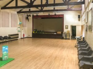 Mappleborough Green Village Hall Main Hall