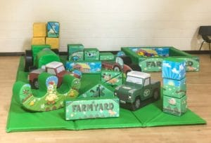 Farm soft play deluxe