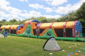 Obstacle Courses and Fun Runs