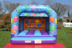 Party Balloons Bouncer_4824