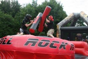 Rock n Roll Gladiator Duel 3