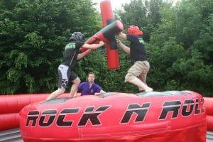 Rock n Roll Gladiator Duel Gladiator Duel