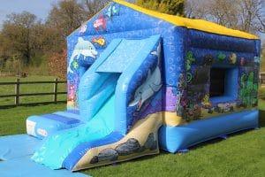 Sea World Bounce n' Slide_2035