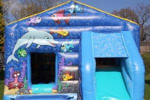 Sea World Bounce n' Slide_2038