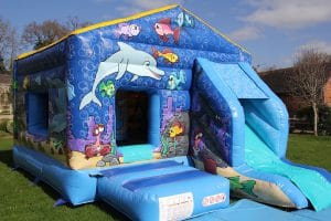 Sea World Bounce n' Slide_2043