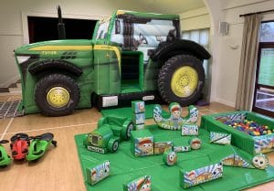 Tractor Bounce and Slide Soft Play Package_0574