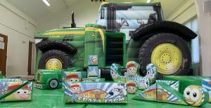 Tractor Bounce and Slide Soft Play Package_2771