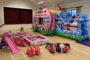 Princess Carriage Soft Play Package_1635