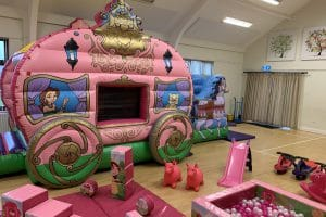 Princess Carriage Soft Play Package_5219 2