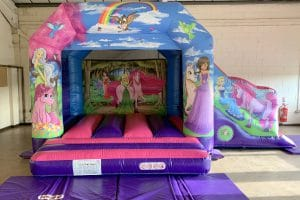 Unicorn Bounce and Slide