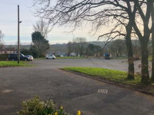 Bishops Frome Village Centre Car Park